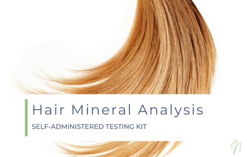 Hair Mineral Testing Kit