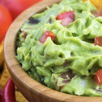 Guacamole – Nicole's Famous Guac