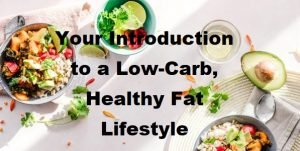 New Freebie – Intro to a Low-Carb Lifestyle