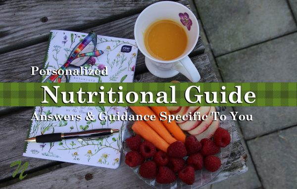 Personalized Nutrition Guide