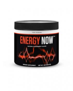Tony Robbins' Energy Now