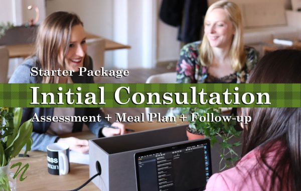Initial Consultation Starter Package