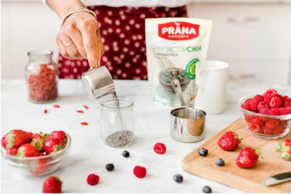 Prana – Organic Chia Seeds