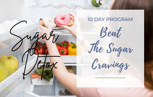 Beat The Sugar Cravings – 10-Day Program