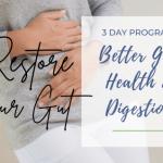 3-Day Gut Rebuilding Program