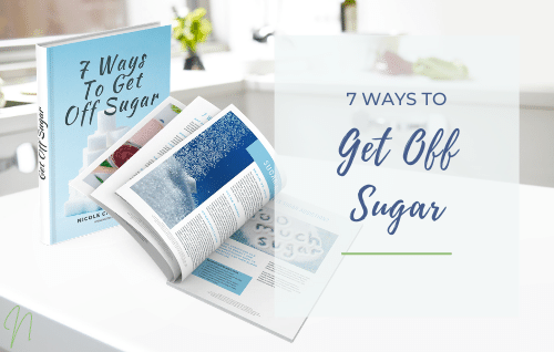7 Ways To Get Off Sugar