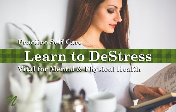 Learn To De-Stress Guide