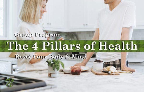 The 4 Pillars of Health & Wellness