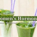 Women's Hormone Balancing Meal Plan