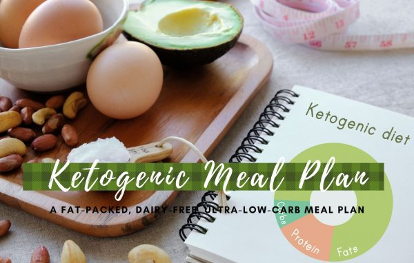Ketogenic Low-Carb Meal Plan