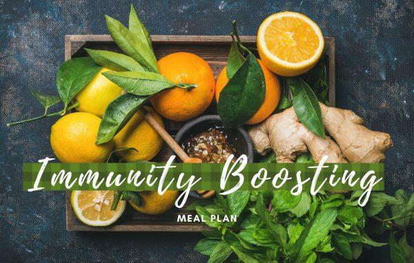 Immunity-Boosting Meal Plan