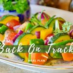Back On Track Meal Plan