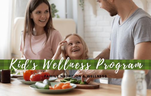 kids health nutritionist