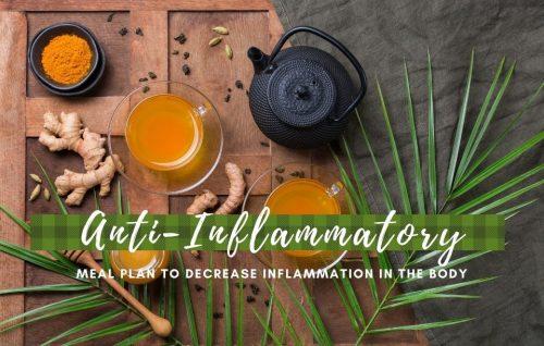 Anti-Inflammatory Meal Plan