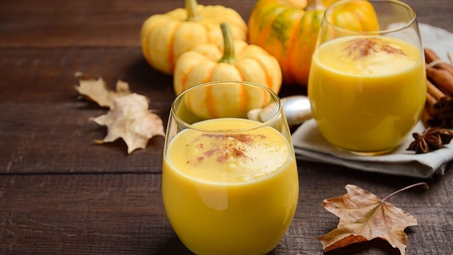 Pumpkin Smoothie Recipe & The Benefits of Pumpkin
