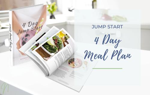 4-Day Jump Start Meal Plan