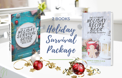 The Ultimate Healthy Holiday Survival Package