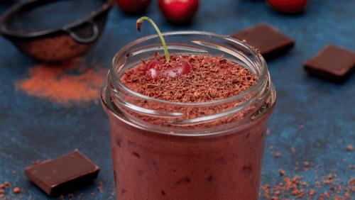 cherry chocolate recipe