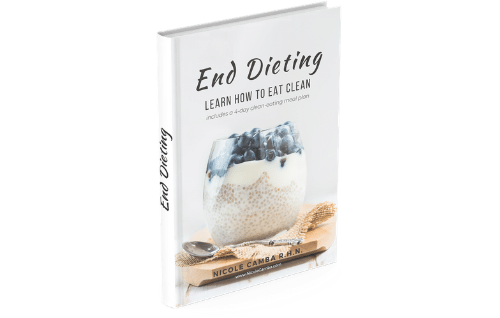 End Dieting – Learn How To Eat Clean