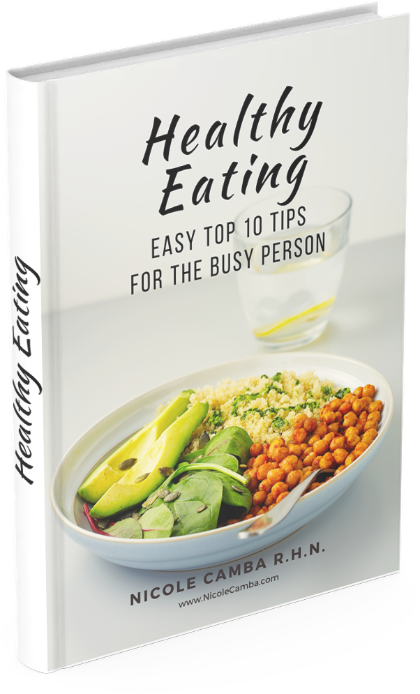 healthy eating nutritionist