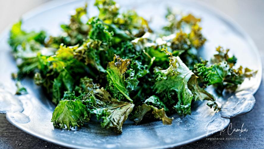 Southwest Kale Chips