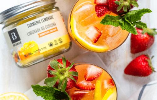 turmeric lemonade nutritionist