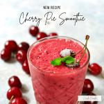 cherry pie smoothie