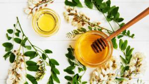 honey for your skin