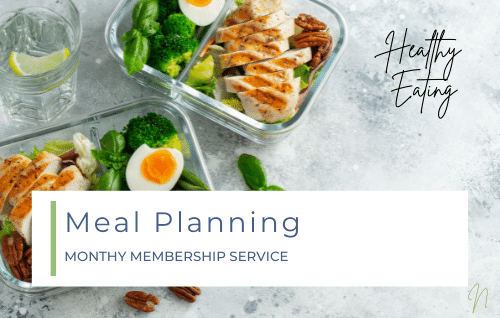 Personalized Meal Plans